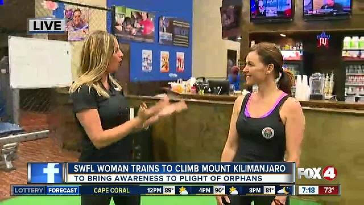 Haven of Hope founder to climb Mount Kilimanjaro