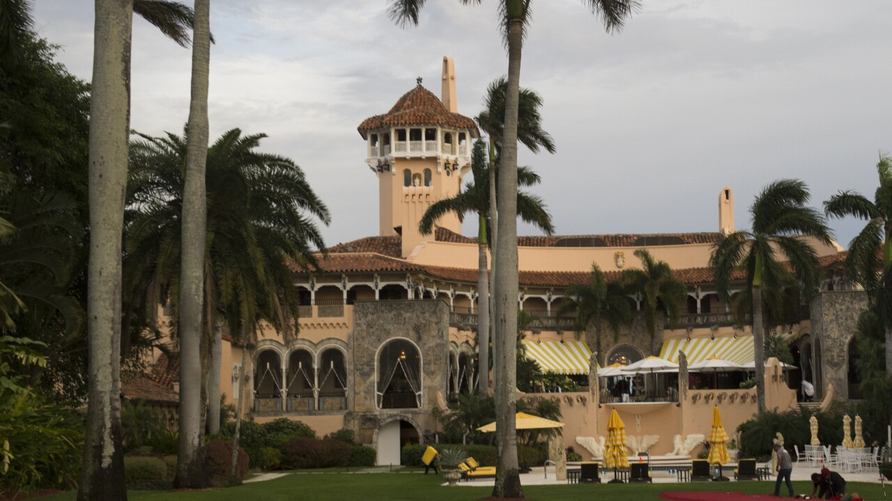 Cancer society and Cleveland Clinic pull events from Trump resort