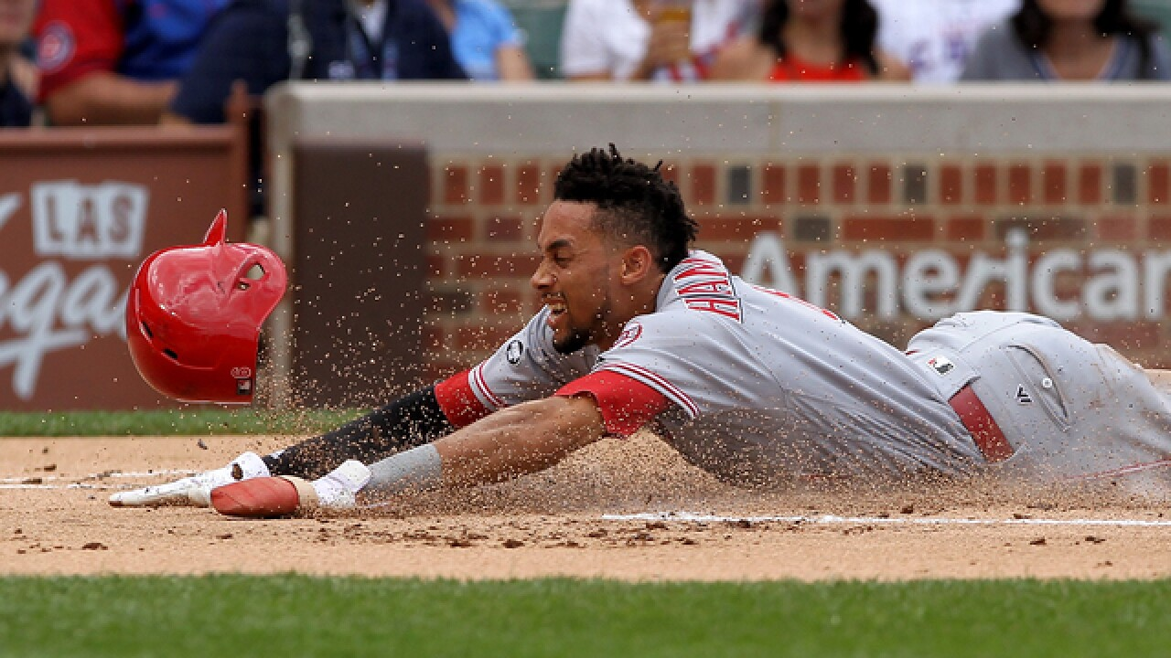 Royals close to deal with CF Billy Hamilton