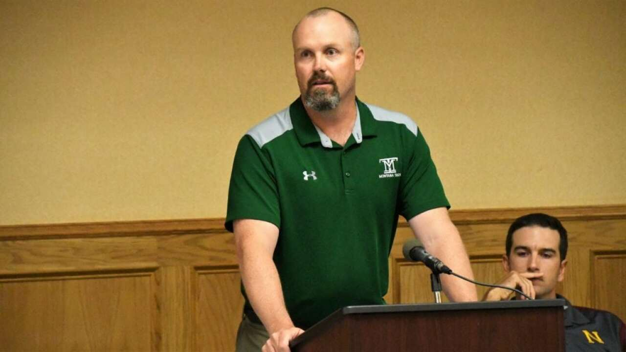Sunday Conversation: Montana Tech football coach Chuck Morrell discusses growing youth sports movement