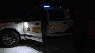 Sheriff's Search and Rescue helps snowmobiler stuck in tree well near Fairy Lake