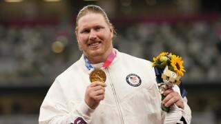 Tokyo Olympics Athletics