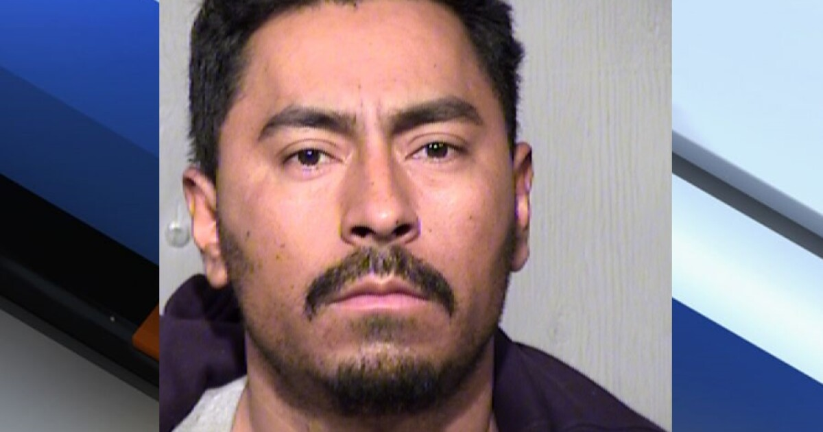 PD: Man arrested for groping woman at W. Phoenix laundromat