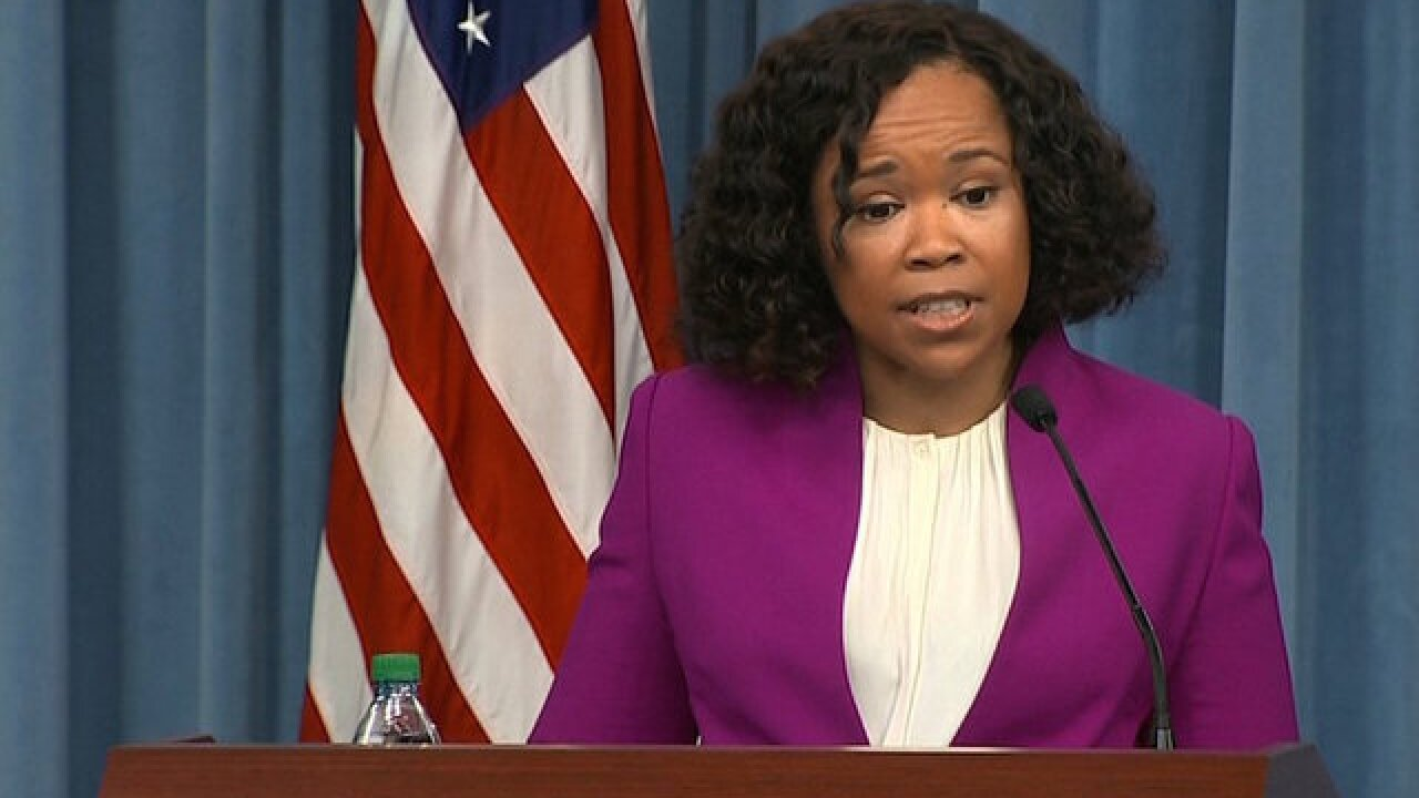 Pentagon spokeswoman under investigation for misusing staff, retaliating against complaints