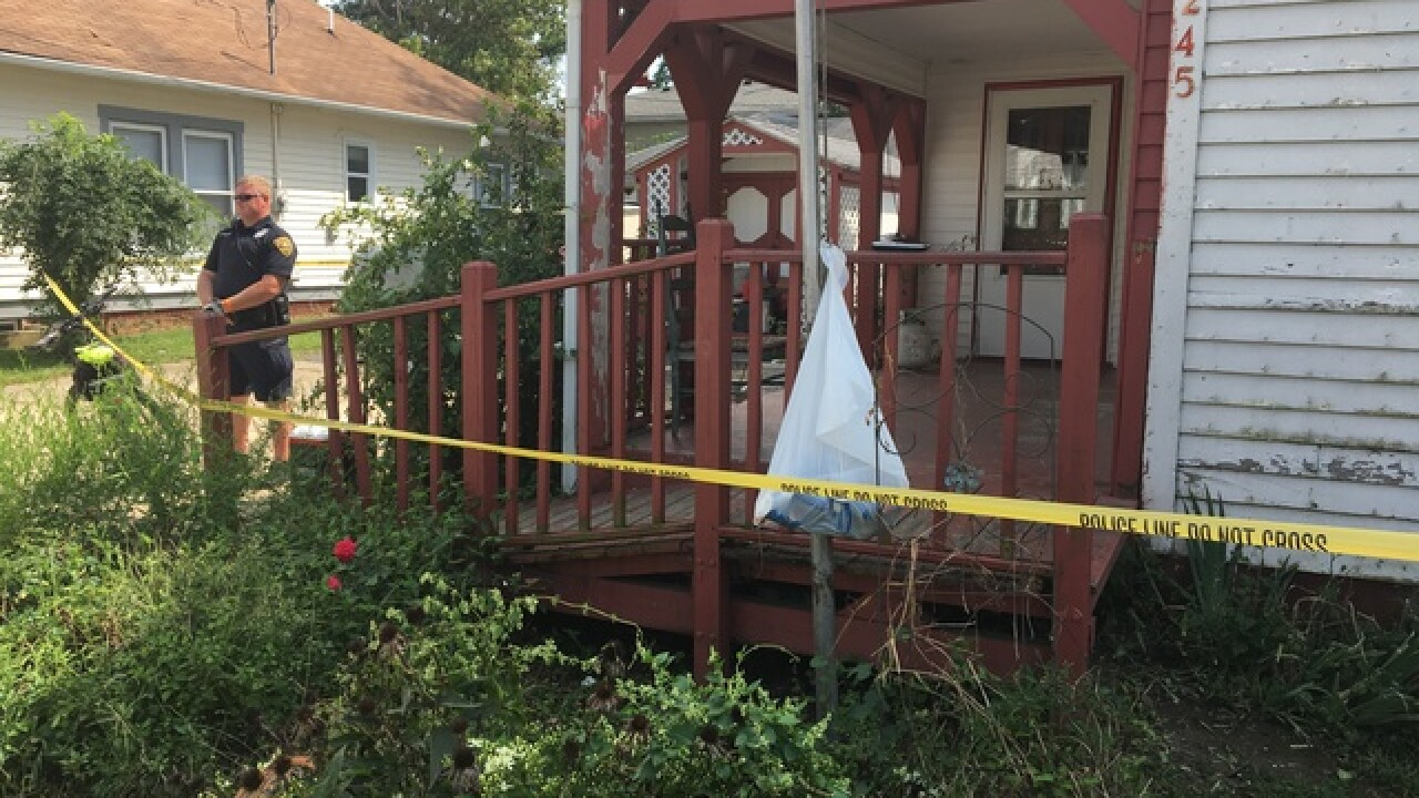 Suspicious death investigation underway in Shelbyville