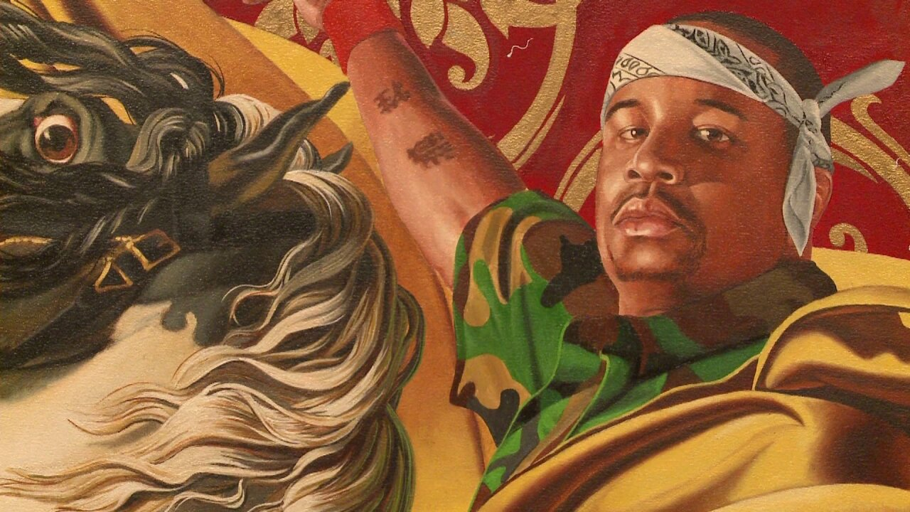 Kehinde Wiley announcement praised at Ashe kick-offevent