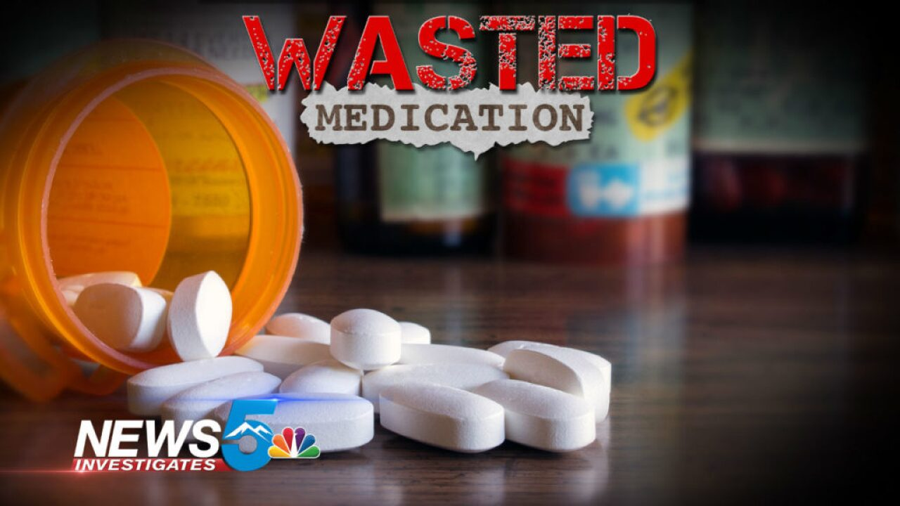 Wasted Medication promo