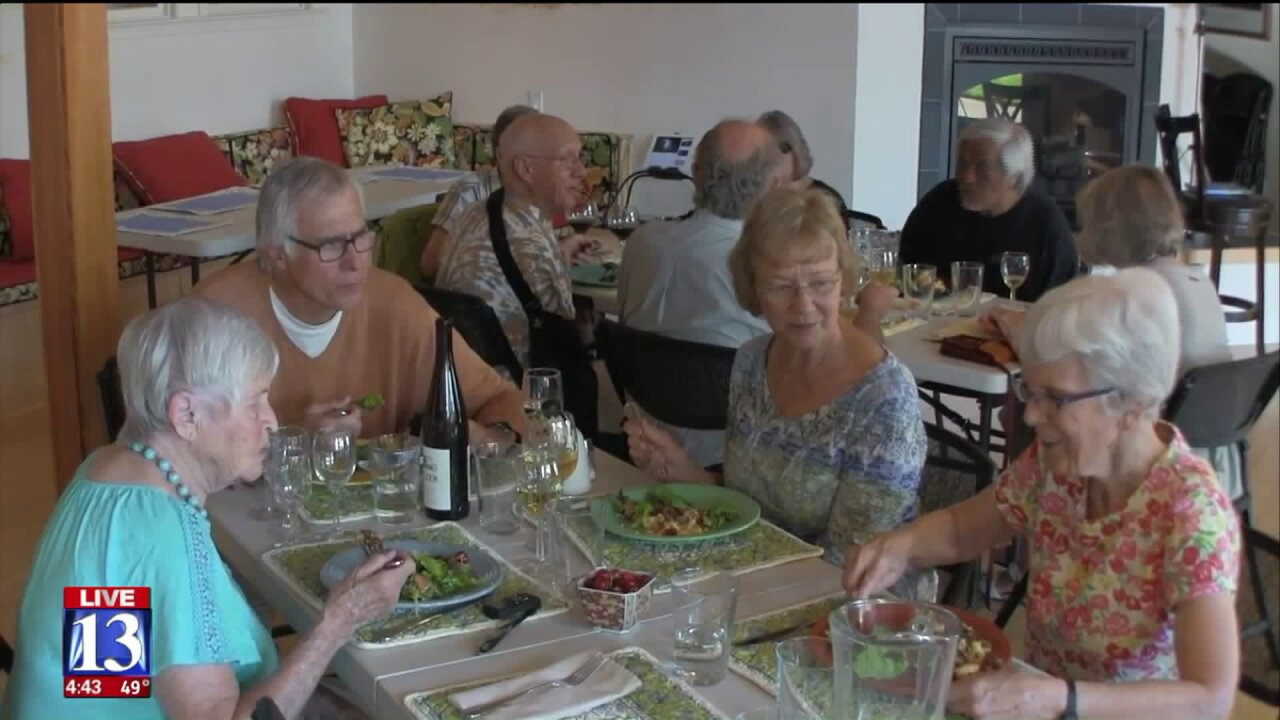 Booming Forward: Extended living as opposed to assistedliving