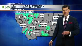 Montana Ag Network Weather: July 4th