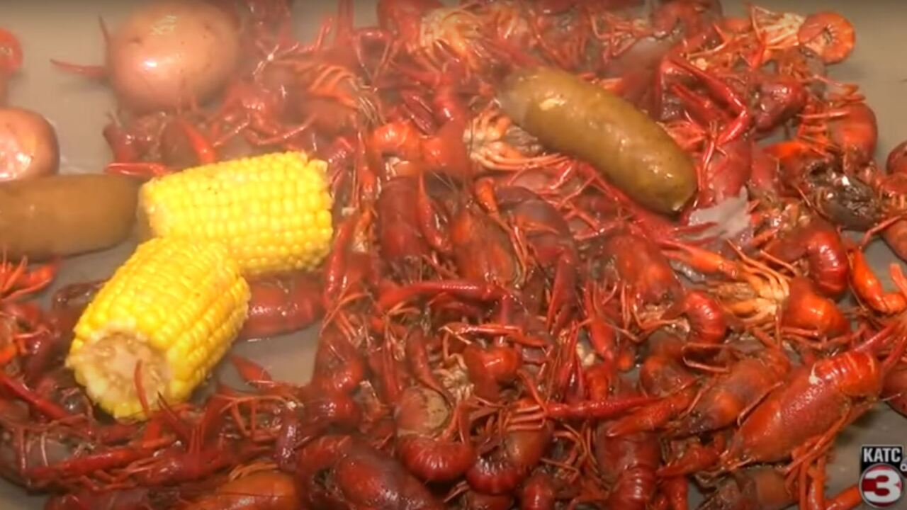 Rebound - Chez Francois Seafood - Winter Crawfish.JPG