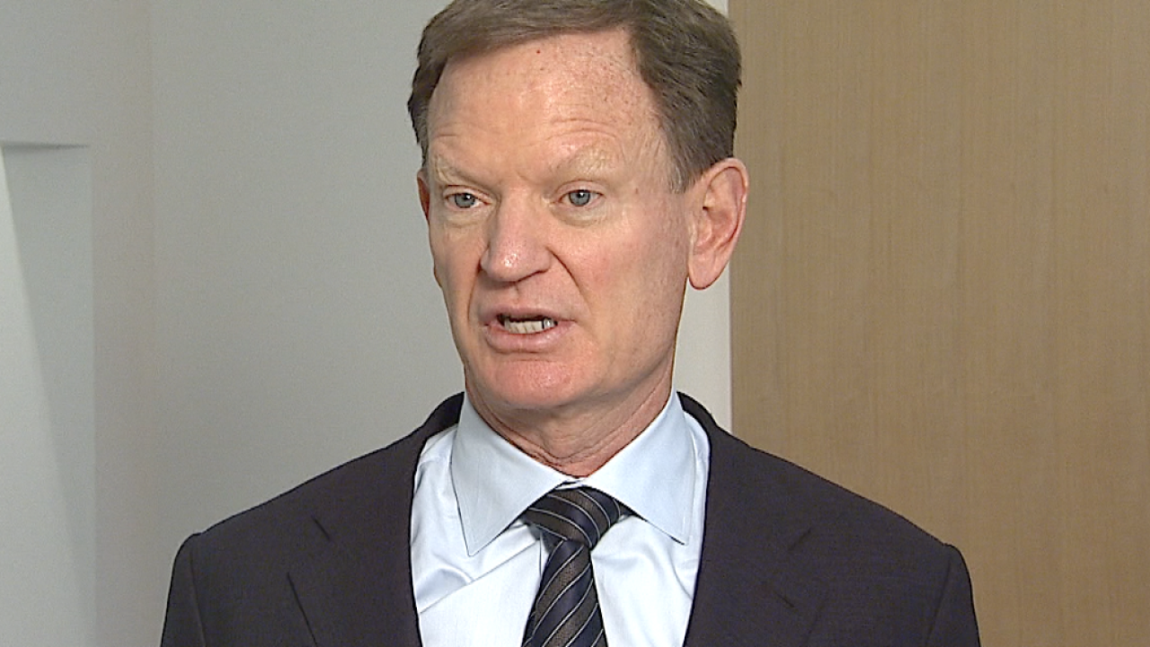 Bill Peacock, Chief of Operations, Cleveland Clinic