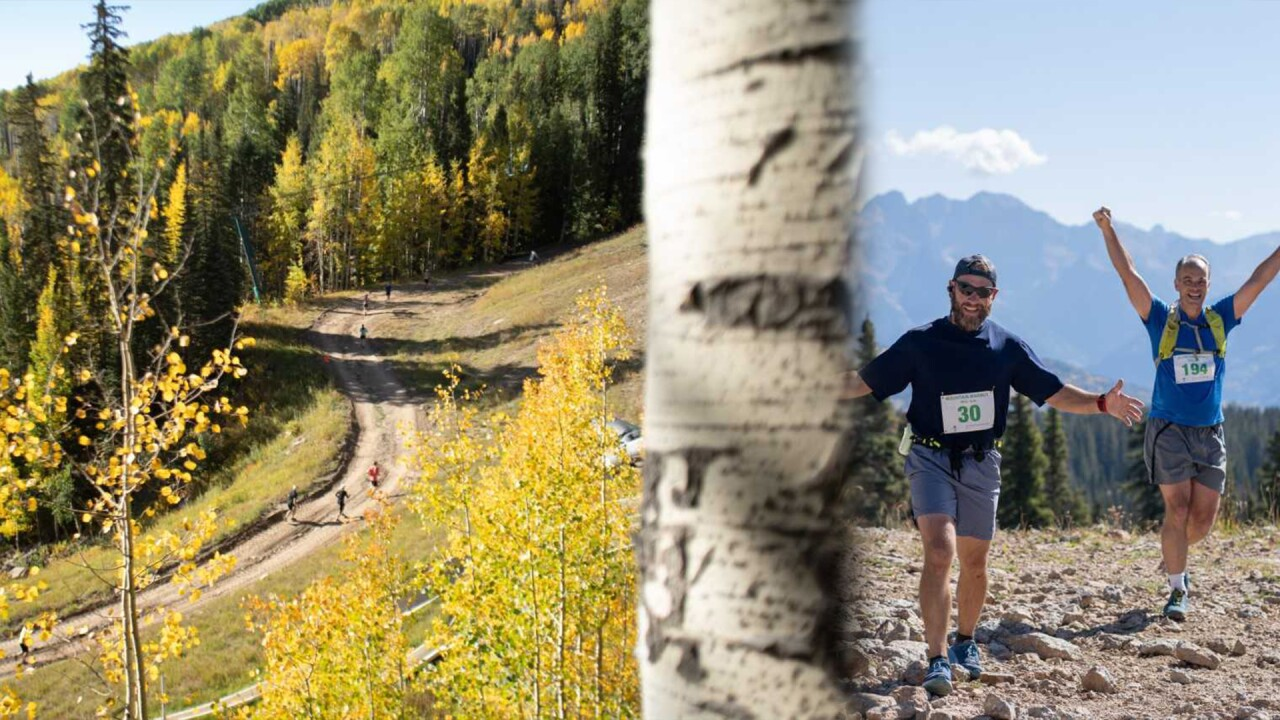 Marmot Mountain Trail Race