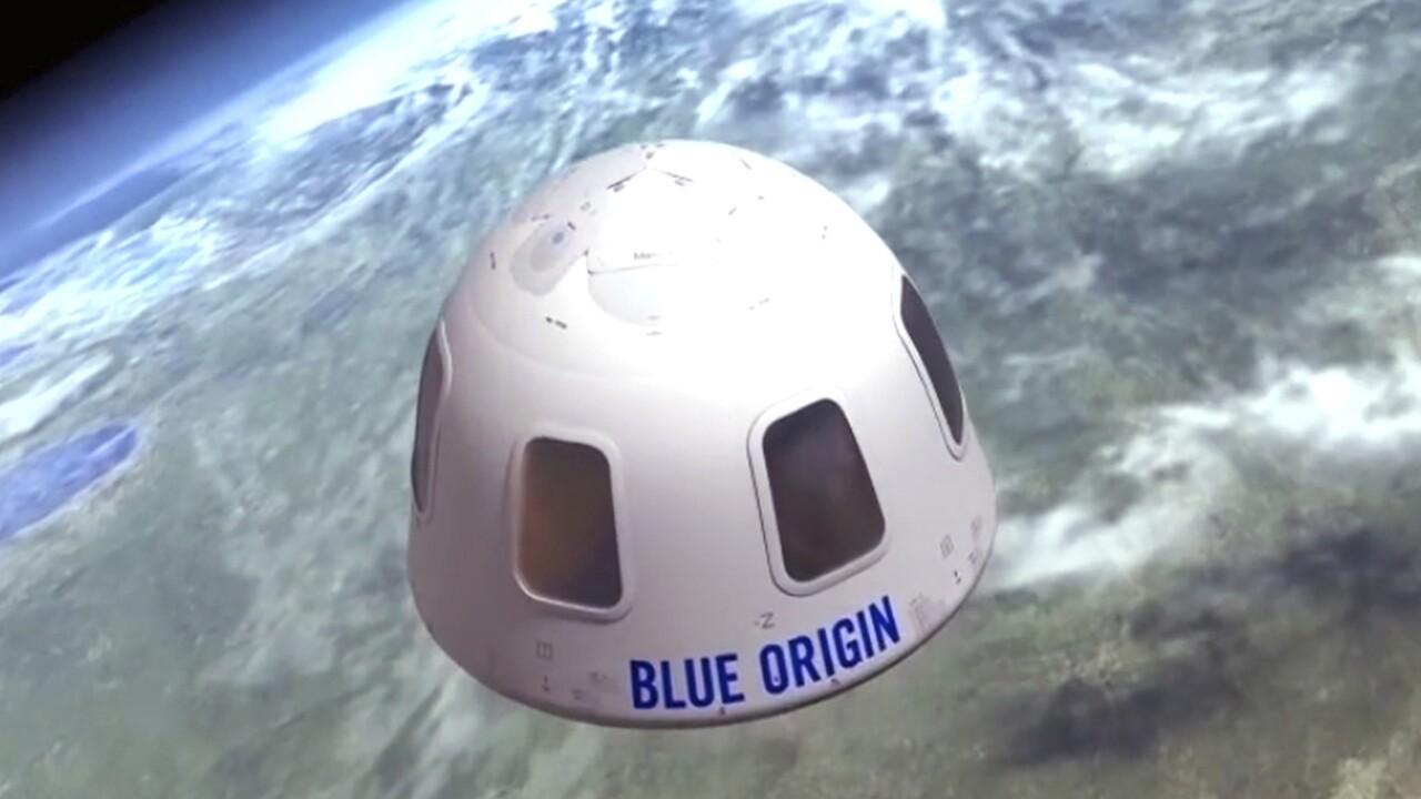 Bezos Space