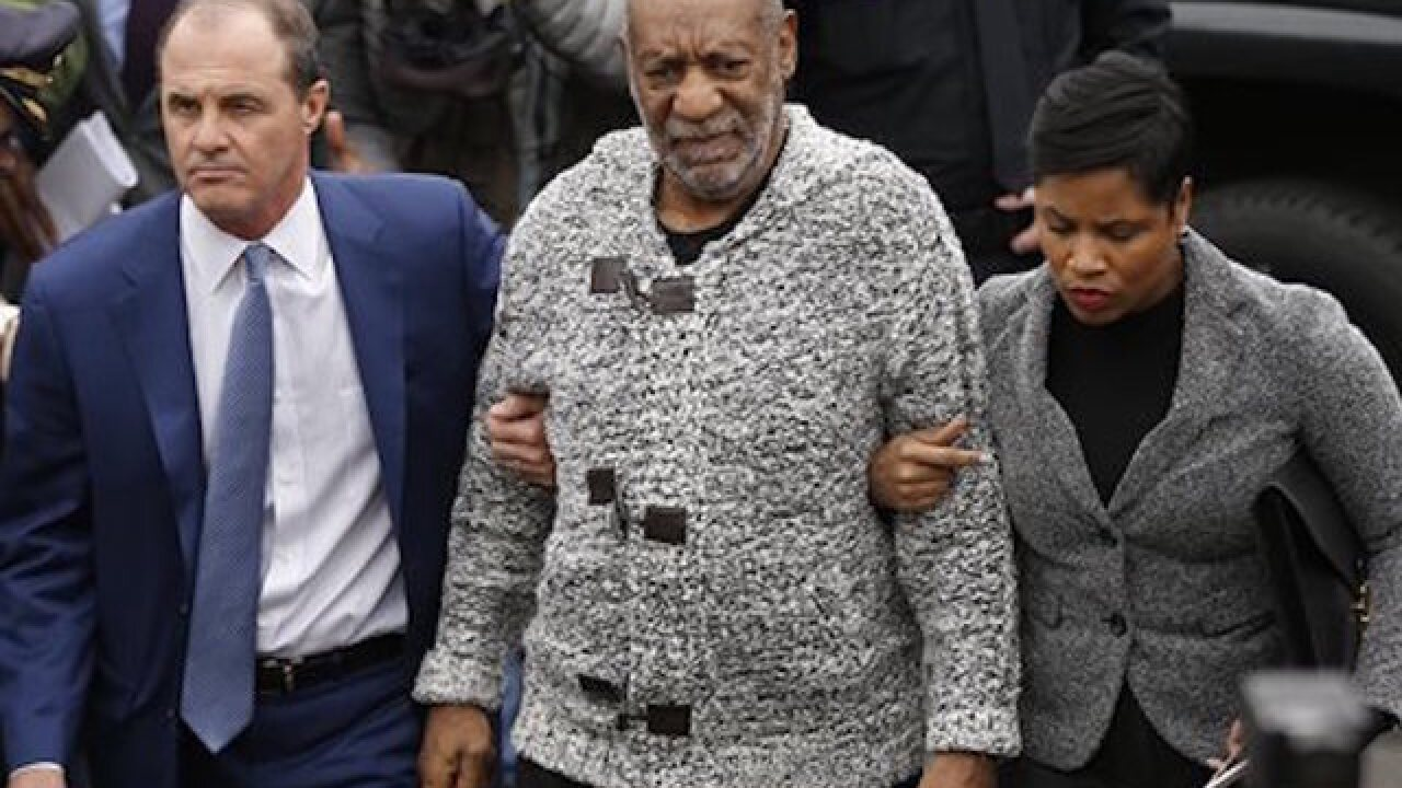 Cosby demands money back from accuser