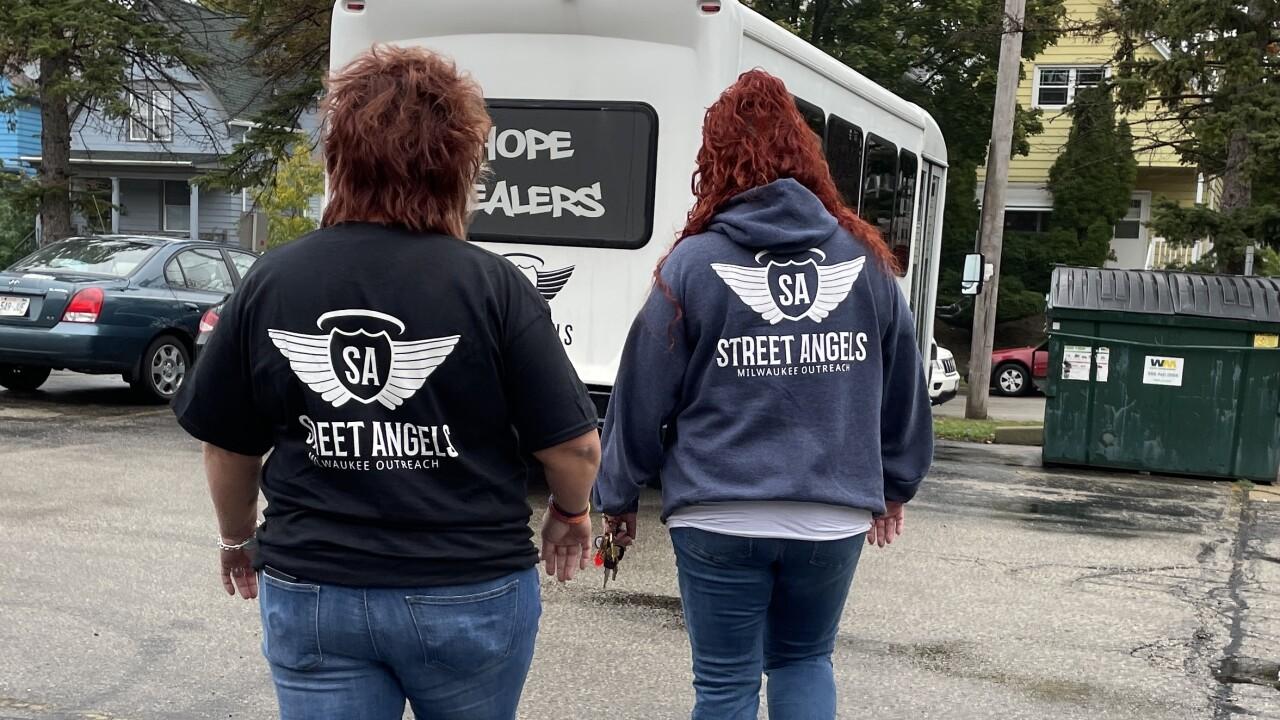 street angels bus