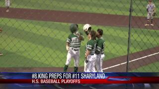Resilient King Mustangs hoping to continue playoff burst against Mission Sharyland