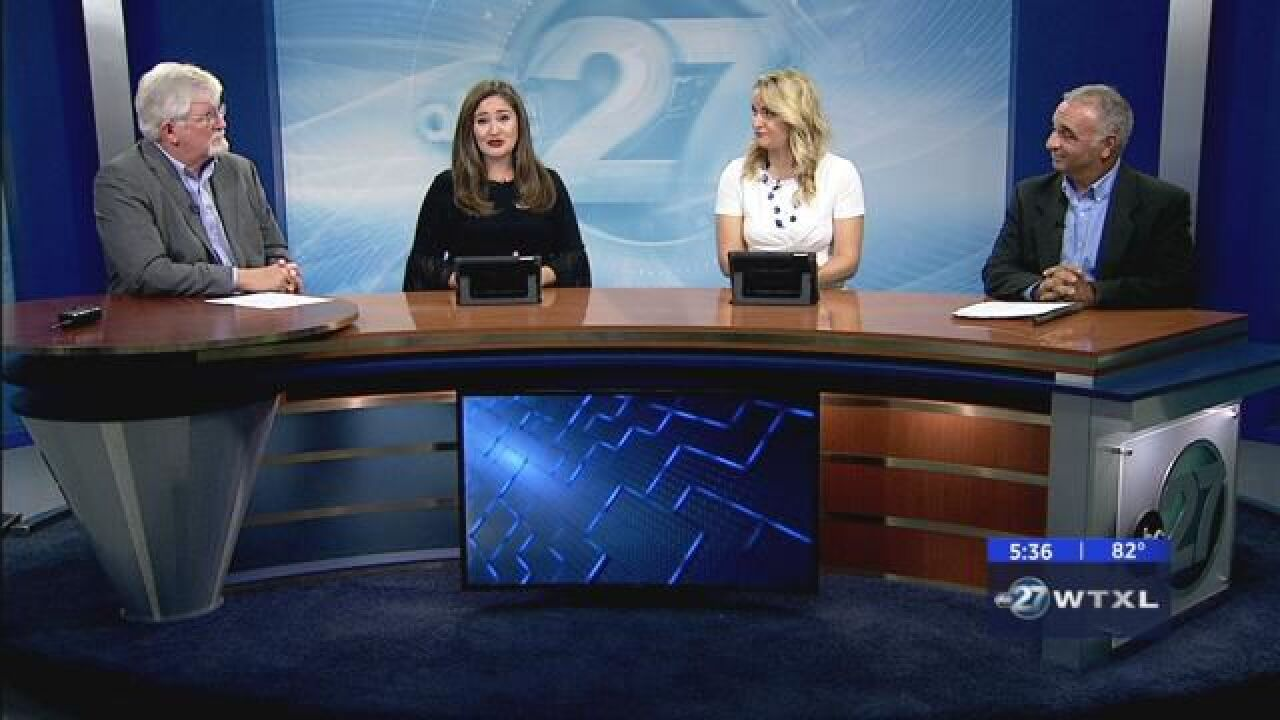 WTXL political contributors weigh in on Tallahassee mayoral race.jpg