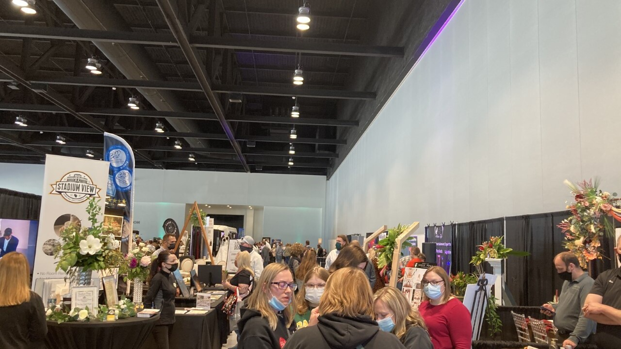 Wedding Show: Winter Edition at the Resch Center