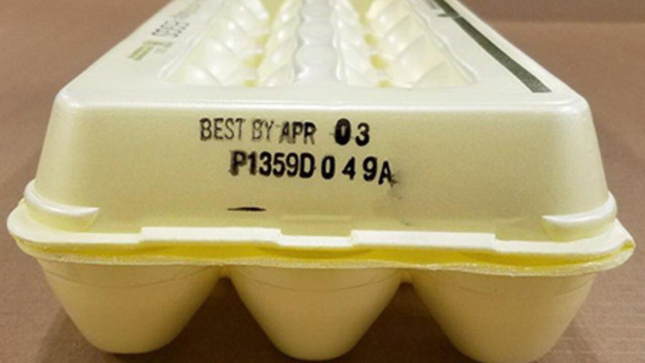 Publix eggs added to massive egg recall