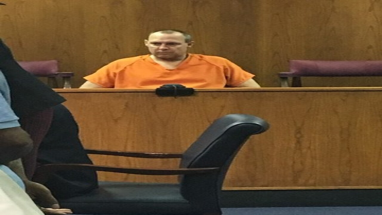 Ex-officer sentencing in child porn case