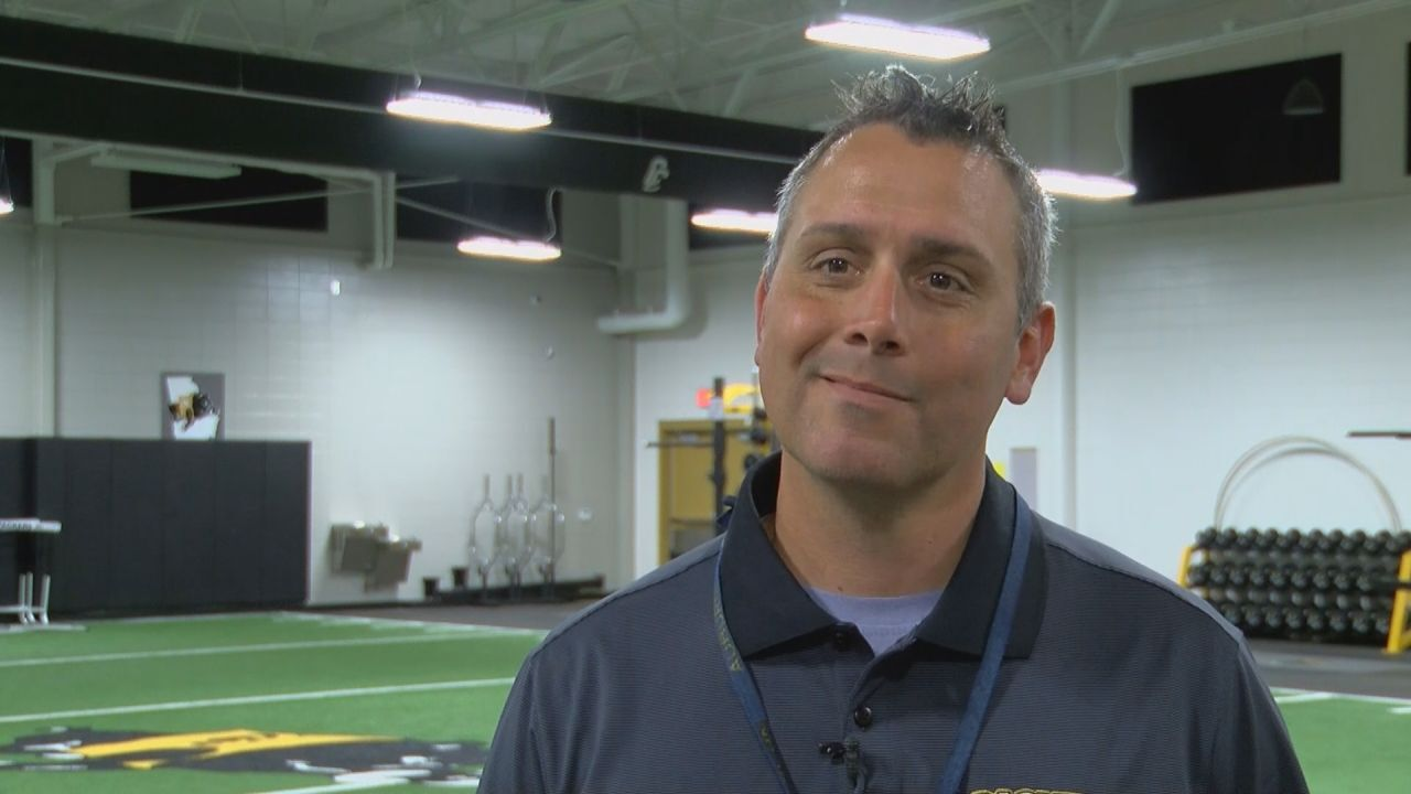 New Colquitt County head football coach promises to keep winning tradition in Moultrie