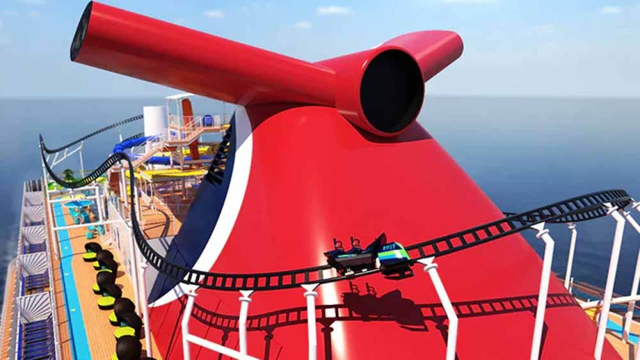 Rollercoaster tv guide