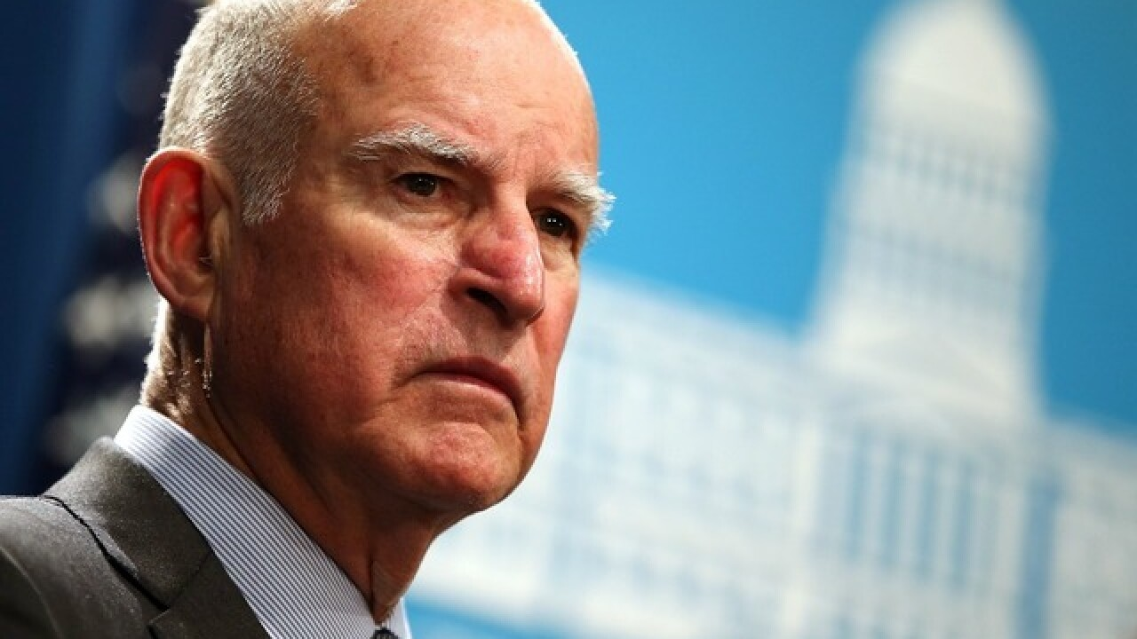 Governor Brown signs measure to improve media literacy in schools