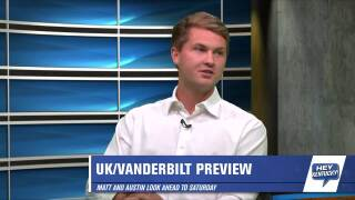 AUSTIN MACGINNIS previews UK vs. Vanderbilt