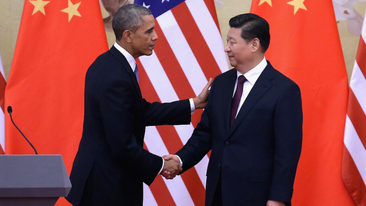Climate change compromises may be easier with China than Congress