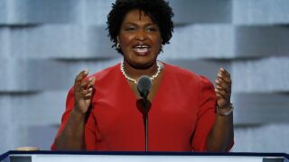 Civil Rights Leader John Lewis endorses Stacey Abrams as 1st Female African-American Governor