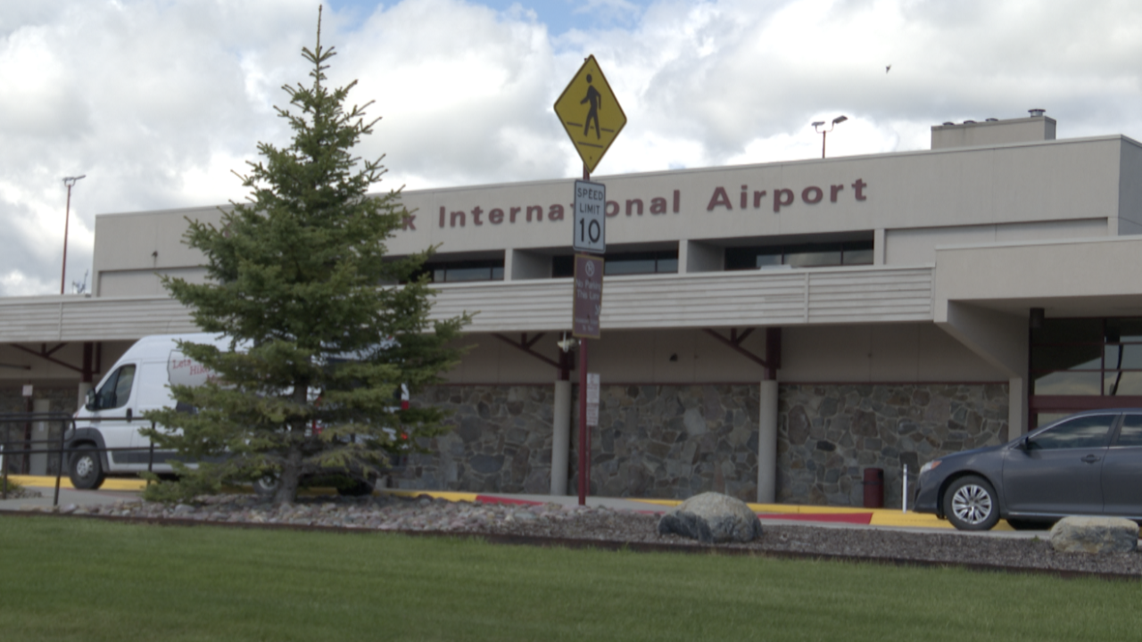 Glacier Park Internatioal Airport GPIA