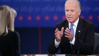 Joe Biden shows more aggressive side ahead of next debate