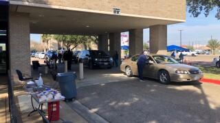 COVID-19 drive-thru clinic set Friday in Corpus Christi
