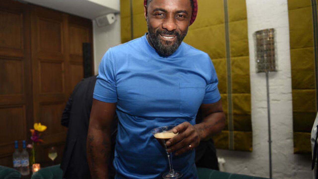 Idris Elba is People's 'Sexiest Man Alive'