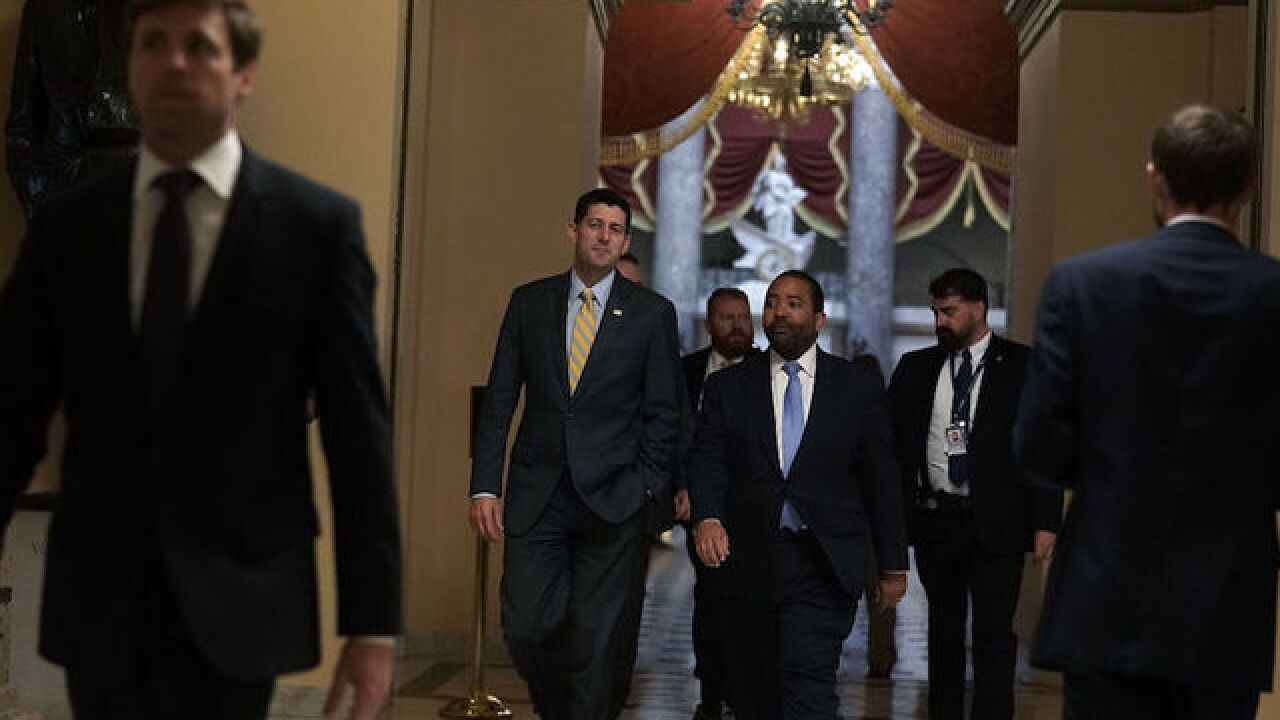 House Republicans worked all weekend but still not clear if the votes are there for immigration bill