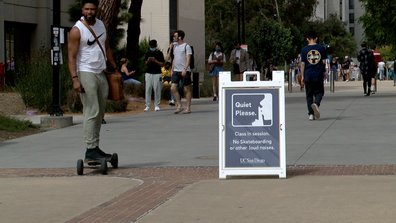 First day of in-person classes at UCSD.png