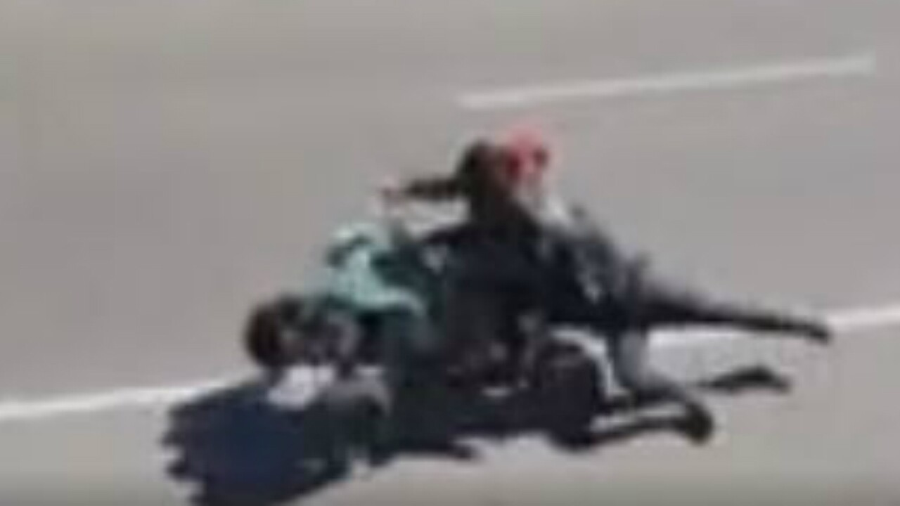 Police looking for driver who dragged Nashville officer with his ATV