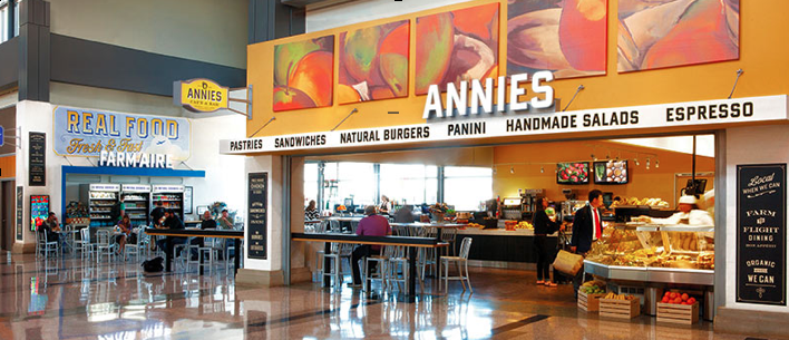 New dining options coming to the Buffalo Airport