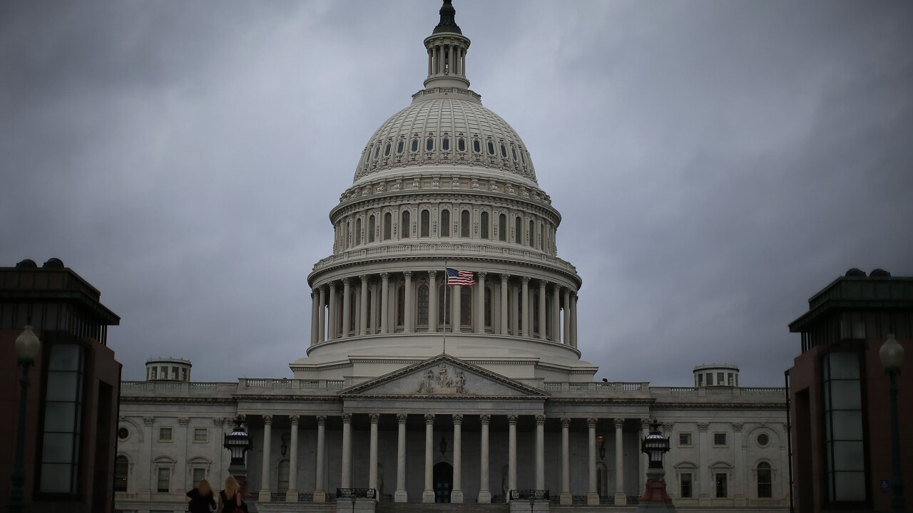 House passes resolution to overturn Trump's emergency declaration on border wall
