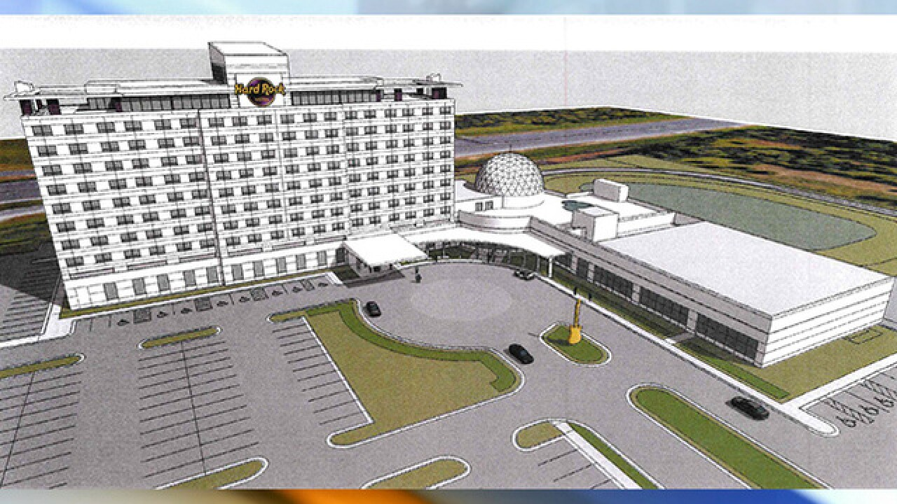 Hard Rock Hotel coming to Edwardsville, Kansas