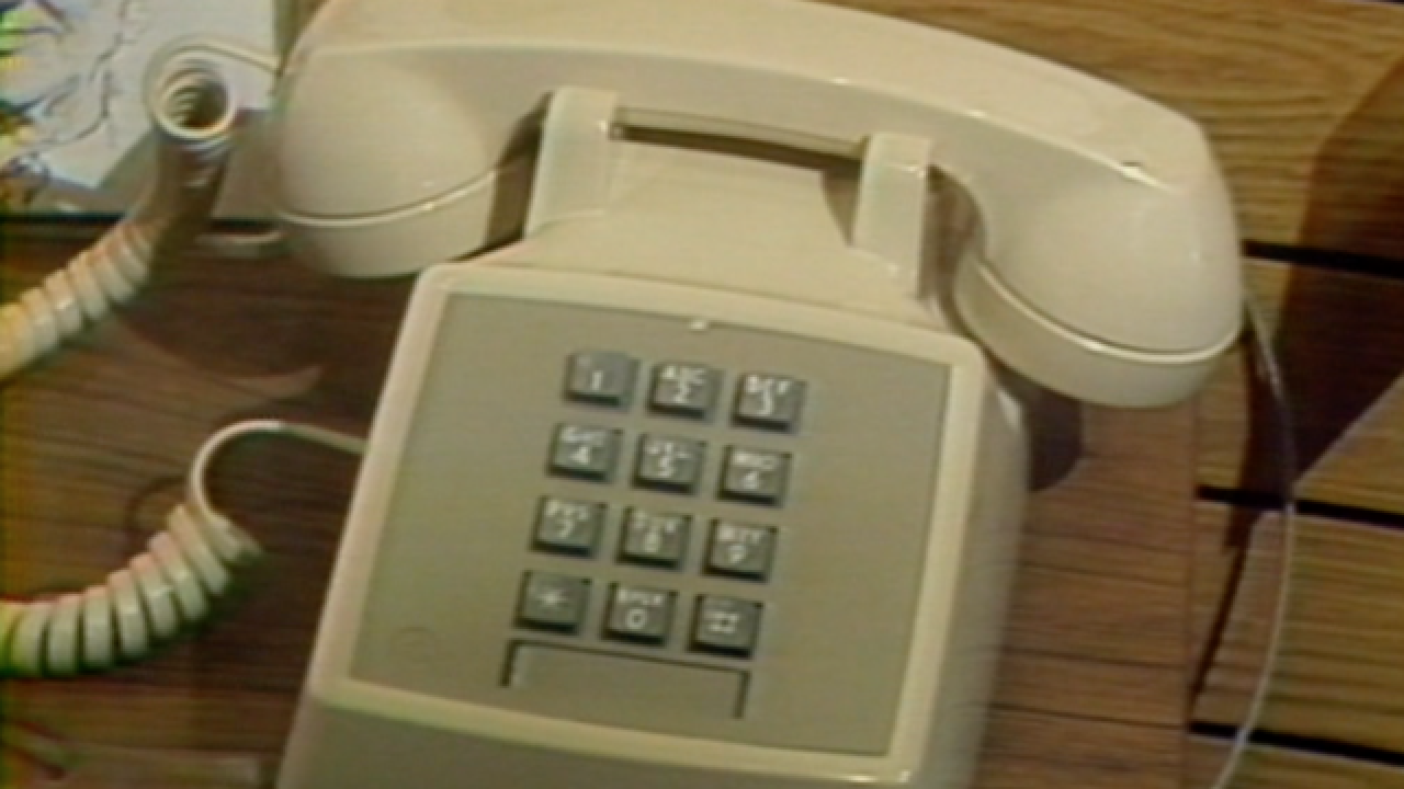 1983: The end of landline telephone leases