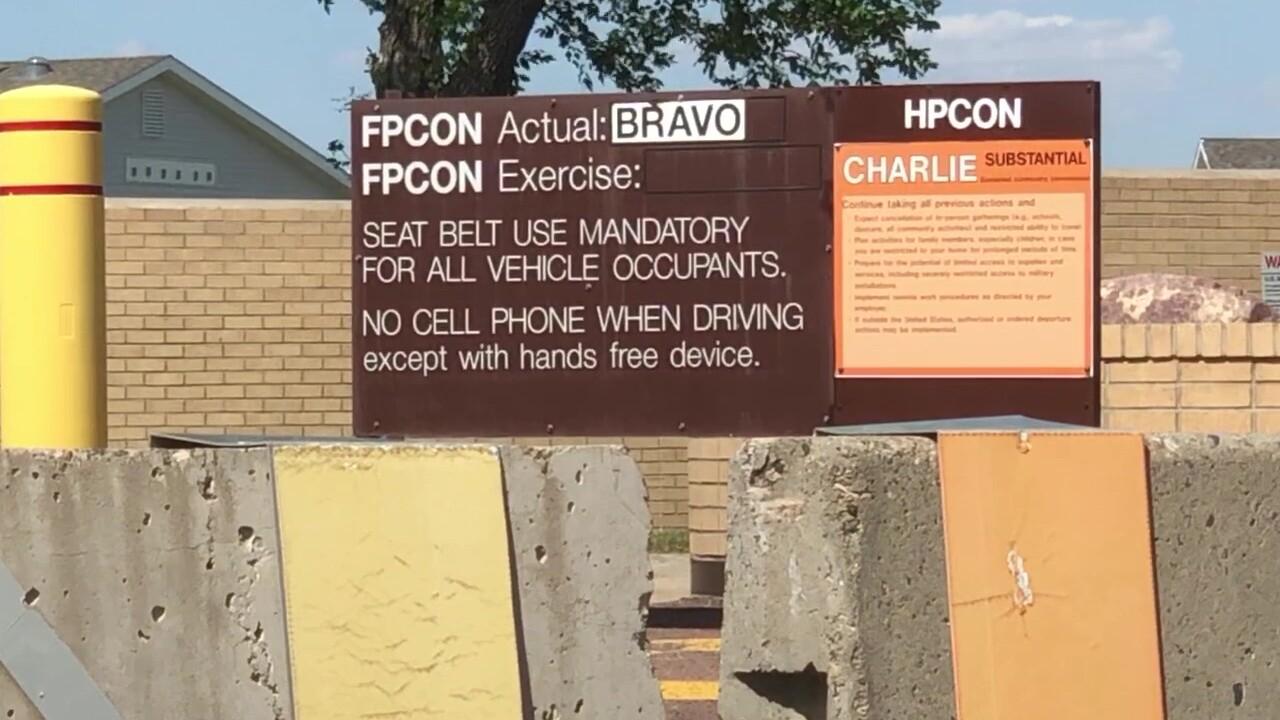 HPCON Charlie at Malmstrom AFB