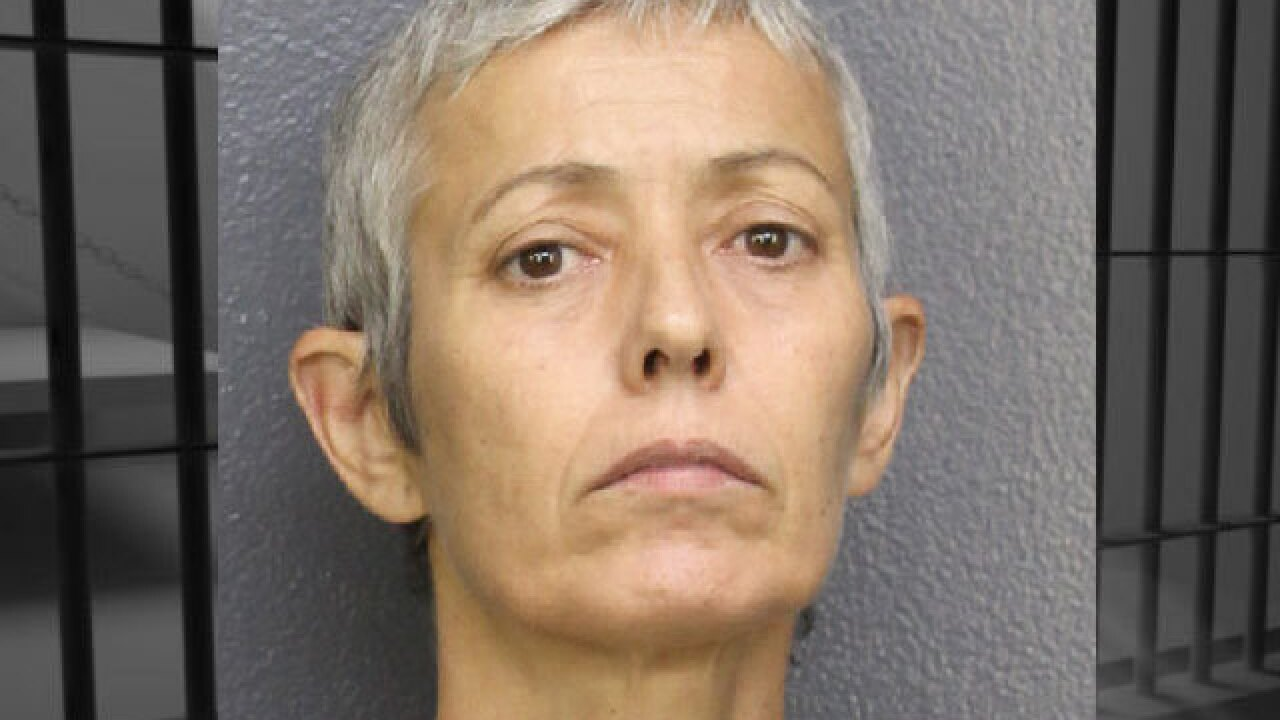 South Florida woman left out of will is accused of killing mom