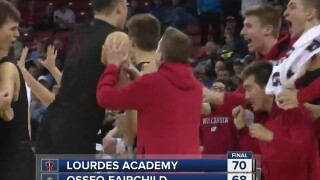Lourdes Academy mounts comeback to earn shot at Division 4 title