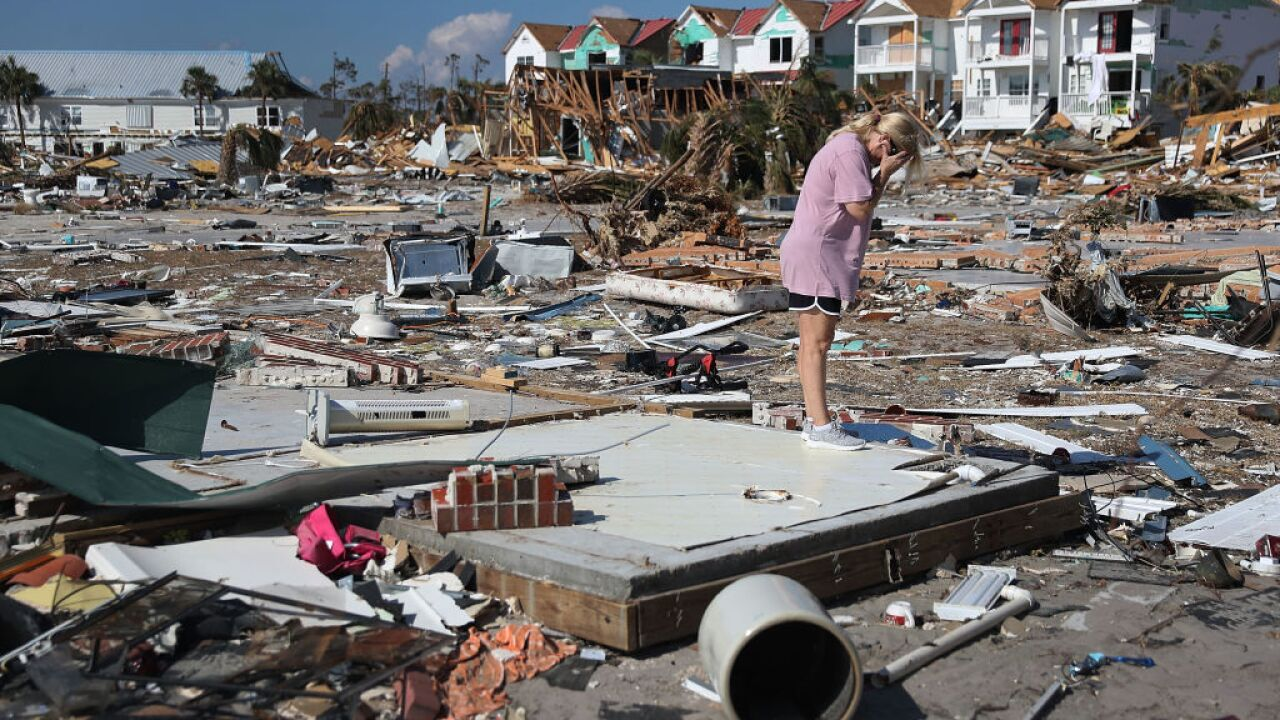 NWS says Hurricane Michael was actually a Category 5 storm