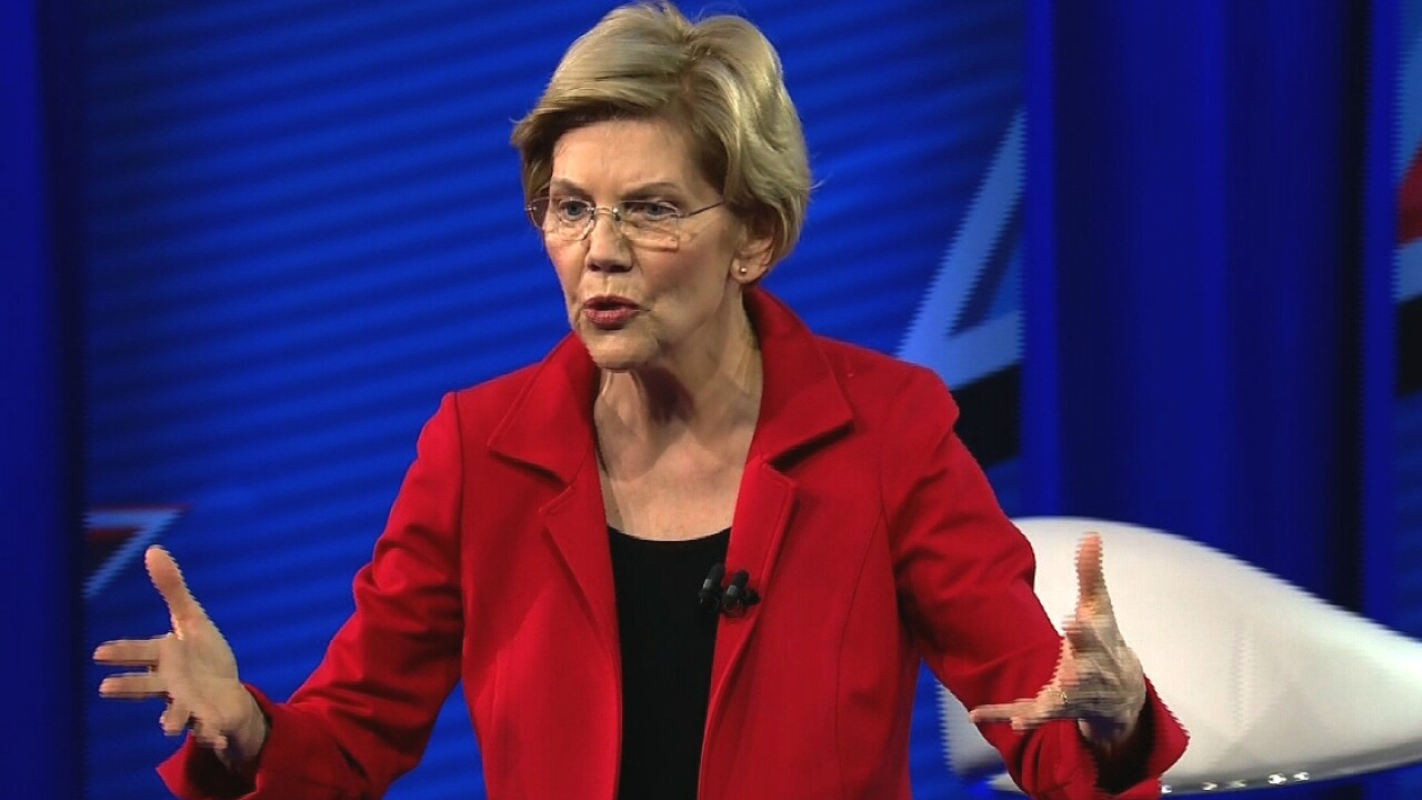 How Elizabeth Warren plans to get rid of student debt, make some colleges free