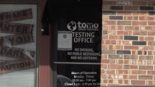 Tomo Drug Testing office in Indianapolis