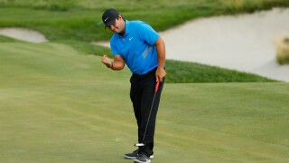 Patrick Reed delivers clutch putts to win FedEx Cup opener