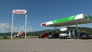 Greenough gas station speaks out about masking up
