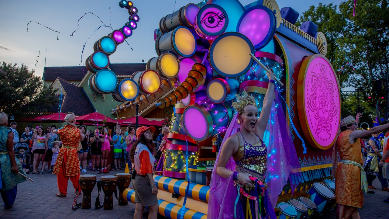 Kings Dominion Grand Carnivale & Fourth of July Celebration